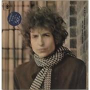 Bob Dylan Blonde On Blonde - 1st - VG UK 2-LP vinyl set
