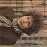 Click here for more info about 'Blonde On Blonde - 1st Mono - Memphis Blues Again - VG-'