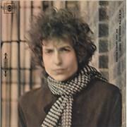 Bob Dylan Blonde On Blonde - 1st/2nd - Stereo - Transitional Pressing UK 2-LP vinyl set