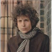 Bob Dylan Blonde On Blonde - 2nd - EX UK 2-LP vinyl set