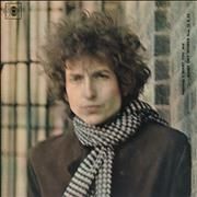 Bob Dylan Blonde On Blonde - 3rd - woc UK 2-LP vinyl set