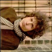 Click here for more info about 'Bob Dylan - Blonde On Blonde - 5th - 'Boy' Label'