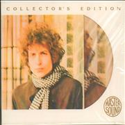 Bob Dylan Blonde On Blonde - Gold CD USA CD album