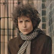 Bob Dylan Blonde On Blonde - Graduated Orange label - EX UK 2-LP vinyl set