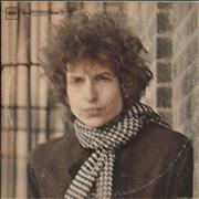 Bob Dylan Blonde On Blonde - VG USA vinyl LP