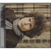 Bob Dylan Blonde On Blonde UK CD album