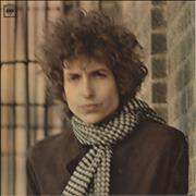 Bob Dylan Blonde On Blonde - Mono USA 2-LP vinyl set