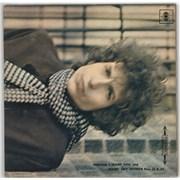 Bob Dylan Blonde On Blonde Netherlands 2-LP vinyl set
