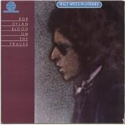 Bob Dylan Blood On The Tracks - Half-Speed Mastered USA vinyl LP