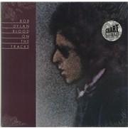 Bob Dylan Blood On The Tracks - Sealed USA vinyl LP