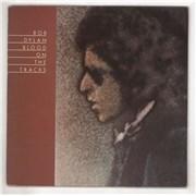 Click here for more info about 'Bob Dylan - Blood On The Tracks - plain orange label/alt back sleeve - EX'