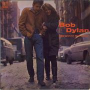 Click here for more info about 'Bob Dylan - Blowin' In The Wind E.P.'