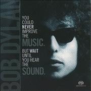 Bob Dylan Bob Dylan Revisited - The Reissue Series Austria super audio CD Promo