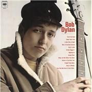 Bob Dylan Bob Dylan USA vinyl LP
