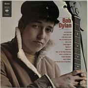 Bob Dylan Bob Dylan Netherlands vinyl LP