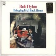 Bob Dylan Bringing It All Back Home - 180gm Vinyl + Shrinkwrap USA vinyl LP