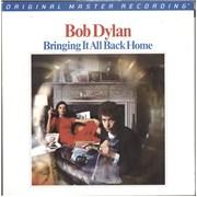 Bob Dylan Bringing It All Back Home - 180gm - VG/EX USA 2-LP vinyl set