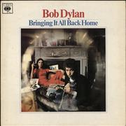 Click here for more info about 'Bob Dylan - Bringing It All Back Home - 70s smooth - Fr Lam - Ex'