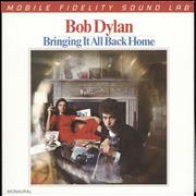 Bob Dylan Bringing It All Back Home USA super audio CD