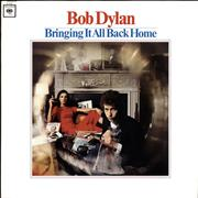 Bob Dylan Bringing It All Back Home USA vinyl LP