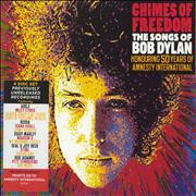 Bob Dylan Chimes of Freedom: The Songs of Bob Dylan, Honouring 50 Years of Amnesty International UK 4-CD set