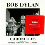 Click here for more info about 'Bob Dylan - Chronicles Vol.1 - 6 Song Sampler - Sealed'