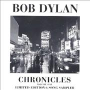 Click here for more info about 'Bob Dylan - Chronicles Vol.1 - 6 Song Sampler'