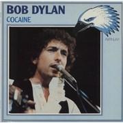 Bob Dylan Cocaine Germany vinyl LP