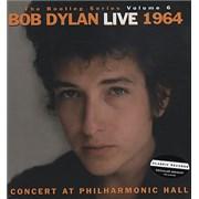 Bob Dylan Concert At Philharmonic Hall - 140gm - Sealed USA vinyl box set