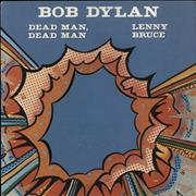 Click here for more info about 'Bob Dylan - Dead Man Dead Man'