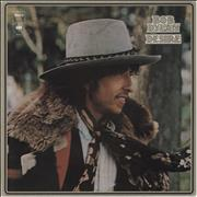 Bob Dylan Desire - 2nd UK vinyl LP