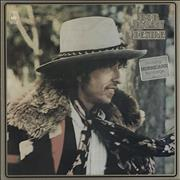 Click here for more info about 'Bob Dylan - Desire - Stickered P/S - EX'