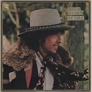 Bob Dylan Desire USA vinyl LP