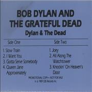 Click here for more info about 'Dylan & The Dead'