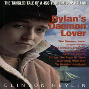Bob Dylan Dylan's Daemon Lover UK book