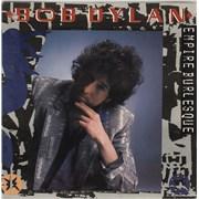Bob Dylan Empire Burlesque USA vinyl LP