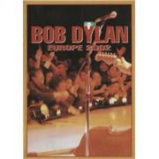 Bob Dylan Europe 2002 UK tour programme