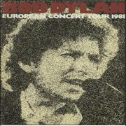 Click here for more info about 'Bob Dylan - European Concert Tour 1981'