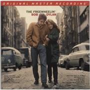 Bob Dylan Freewheelin' - 180g USA 2-LP vinyl set