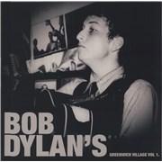 Bob Dylan Greenwich Village Vol. 1 - RSD 16 UK 2-LP vinyl set