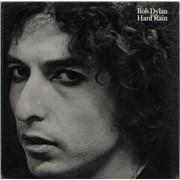Bob Dylan Hard Rain - Sealed USA vinyl LP