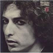 Bob Dylan Hard Rain USA vinyl LP
