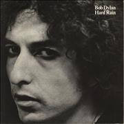 Bob Dylan Hard Rain Netherlands vinyl LP