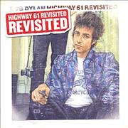 Bob Dylan Highway 61 Revisited  - Revisited UK CD album