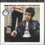 Bob Dylan Highway 61 Revisited - 180gm - Sealed USA 2-LP vinyl set