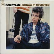 Bob Dylan Highway 61 Revisited - 180gm USA vinyl LP