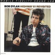 Bob Dylan Highway 61 Revisited - 180gm USA 2-LP vinyl set