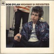 Click here for more info about 'Highway 61 Revisited - 1st - Mono - EX'