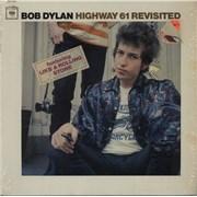 Bob Dylan Highway 61 Revisited - 1st - Sealed Vinyl USA vinyl LP