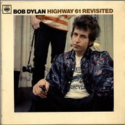 Click here for more info about 'Bob Dylan - Highway 61 Revisited - 1st - Worn Label'